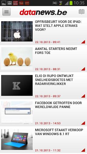 Datanews.be NL