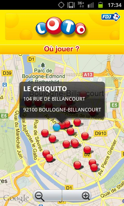 Loto® - screenshot