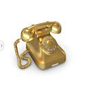 Golden Call icon