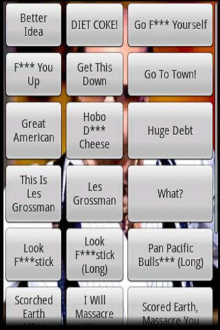 Les Grossman Soundboard - screenshot