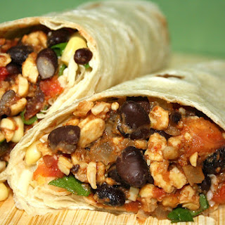 Black Bean Tempeh Tacos