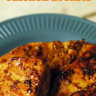 Balsamic Glazed Chicken Breast.