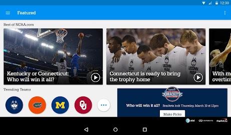 NCAA March Madness Live Screenshot 21