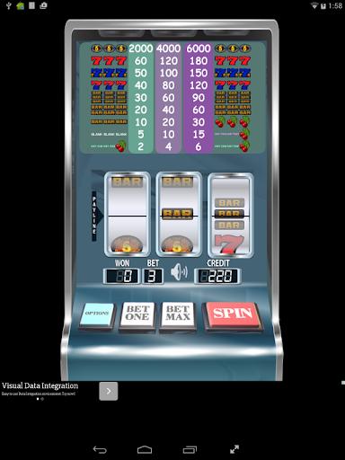 Five Times Pay Slot Machine