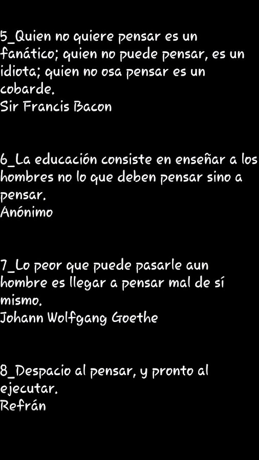 Frases para Whatsapp y Line - screenshot