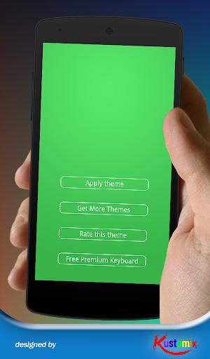 Light Green Keyboard