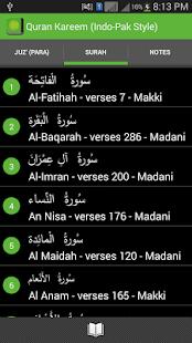 Quran-Kareem-IndoPak-Style 1