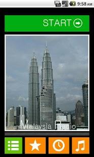 Malaysian radio