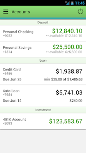 OMSEFCU Mobile Banking- screenshot thumbnail