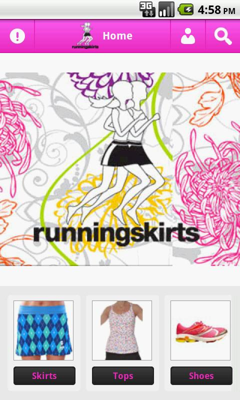 Running Skirts- screenshot