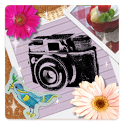 Let's decorate on your photo♪ icon