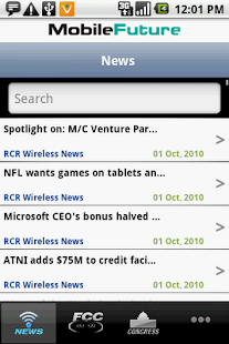 Mobile Future - screenshot thumbnail