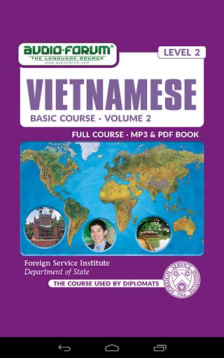 FSI Vietnamese 2 Audio-Forum