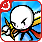 (service termination) Super Action Hero icon
