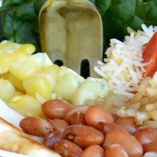 Healthy Southwest Burrito Bowl Recipe