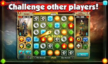 Elements Battle - Epic match 3 Screenshot 2