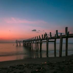 Kuranji-Lombok by Andi Setiawan - Landscapes Beaches ( batamvirtual )