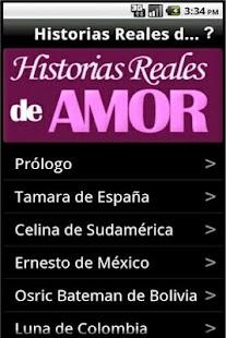 Historias Reales de Amor - náhled