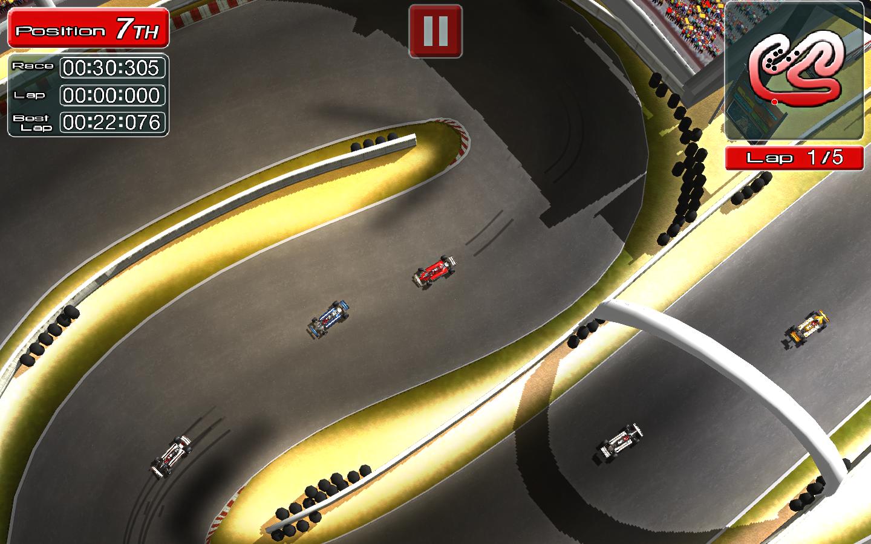 Racing Legends - screenshot