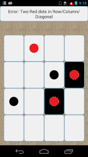 Eight Dots Puzzle