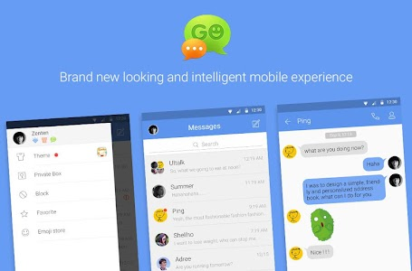 GO SMS Pro - Free Themes & MMS v6.1 build 237