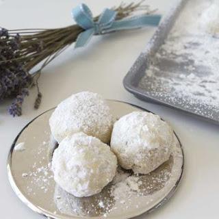 Lavender Cardamom Cookies