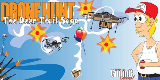 Drone Hunt-The Deer Trail Saga