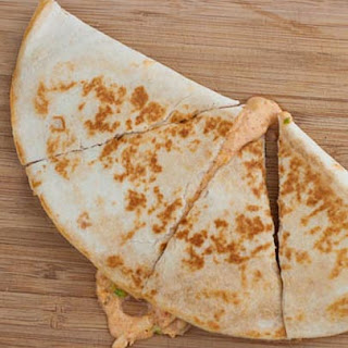 Just Like Taco Bell- Chicken Quesadillas