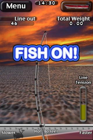 i Fishing Saltwater Lite - screenshot