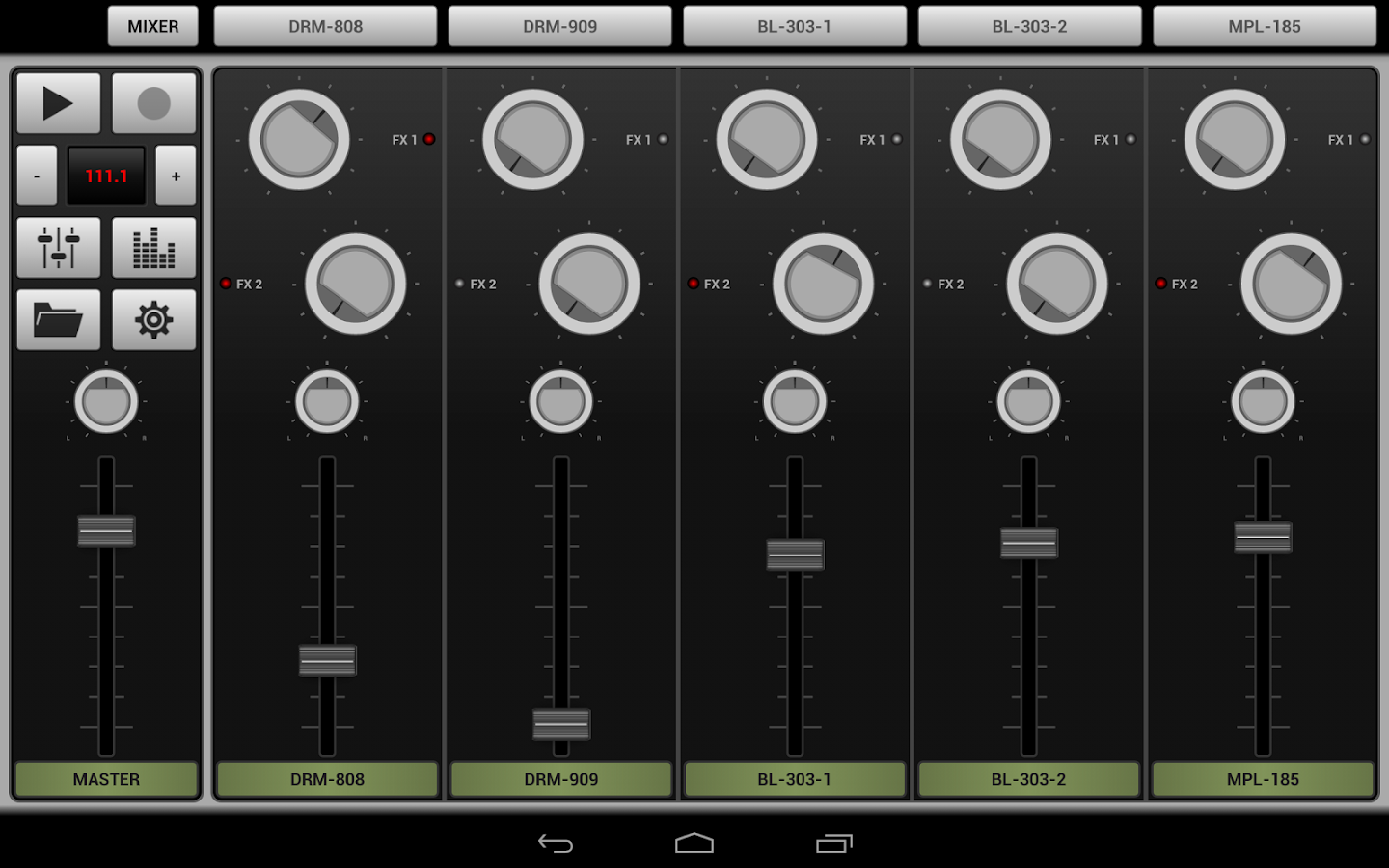 AUDIOID - screenshot