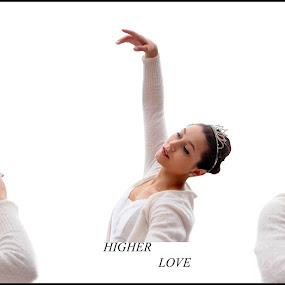 Higher Love_ by Etienne Chalmet - Typography Quotes & Sentences ( beauty, typography, dance,  )