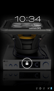 Subwoofer Speaker LWP - screenshot thumbnail