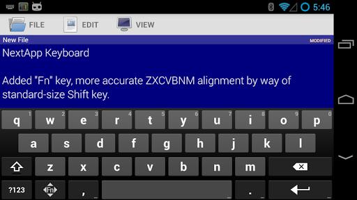 NextApp Keyboard KitKat AOSP