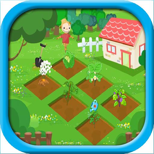 เกมส์ปลูกผักรดน้ำต้นไม้ LOGO-APP點子