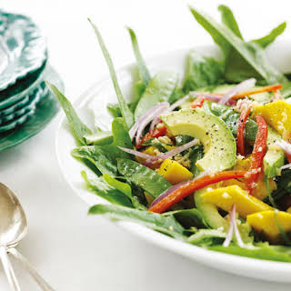 Summer Mango Salad.