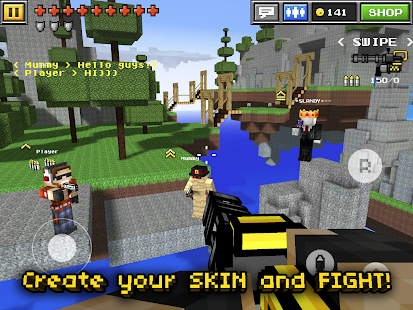 Pixel Gun 3D - screenshot thumbnail