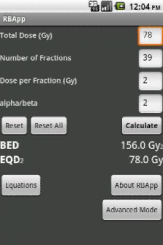 RBApp- screenshot