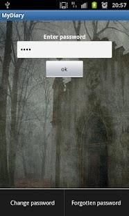 [My Dark Diary] Screenshot 1