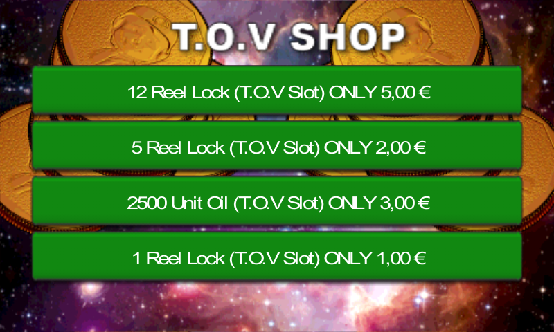 T.O.V - Slot Machine - screenshot
