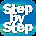 MS PowerPoint 2010 StepbyStep logo