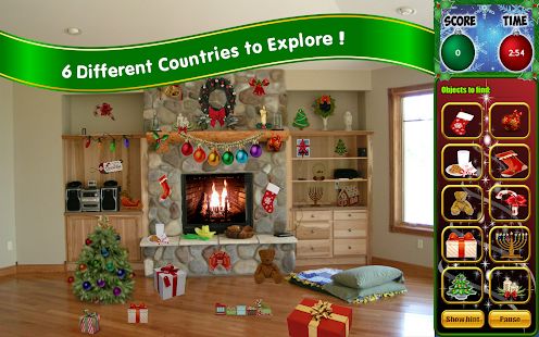 Hidden Objects Christmas...- screenshot thumbnail
