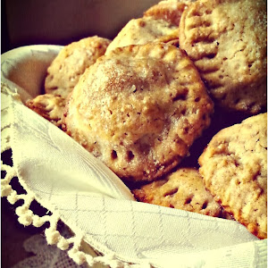 Whole Wheat Apple Cookies