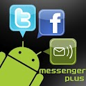 Messenger Plus logo