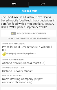 Street Food Halifax- screenshot thumbnail
