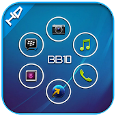 BB 10 smart launcher theme