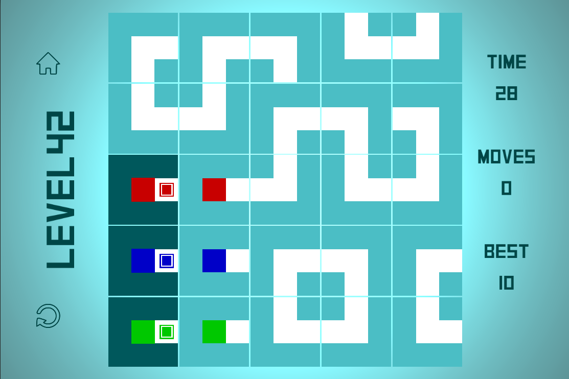 Pathfind- screenshot