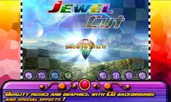 Screenshot of Jewel Cut Ninja