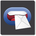 Talking Gmail Reader icon