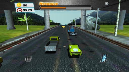 【免費賽車遊戲App】Highway Traffic Racer 3D-APP點子