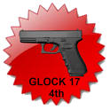 Gun Sounds and Simulator Glock icon